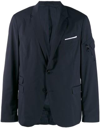Neil Barrett classic single-breasted blazer