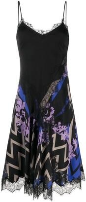 Koché x Lupa lace dress