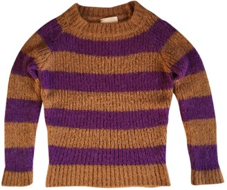 Cavallini Erika Purple Wool Knitwear for Women
