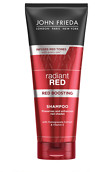 John Frieda Radiant Red Boosting Shampoo 250ml
