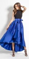 Camille La Vie High Waisted Jewel Embellished Dress