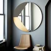 west elm Geo Shapes Wall Mirror