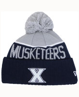 New Era Xavier Musketeers Sport Knit Hat