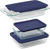 Pyrex Easy Grab 6-Piece Bakeware Set
