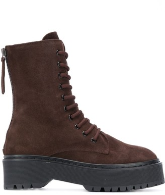 P.A.R.O.S.H. Calf-Length Boots
