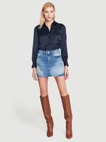 Frame Mini Skirt Mix