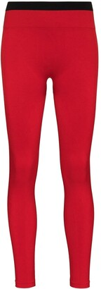 Reebok x Victoria Beckham Seamless Two-Tone Leggings
