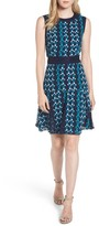 Draper James Women's Meadow Vines Lace Dress