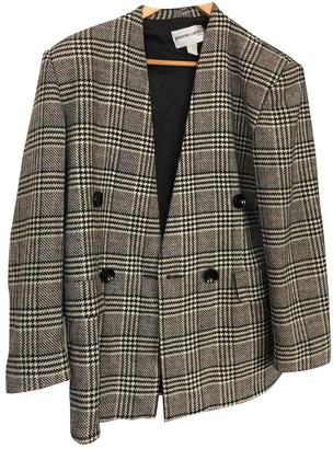 Pierre Cardin Black Wool Jackets