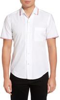 HUGO BOSS Rino Stripe Detail Sport Shirt