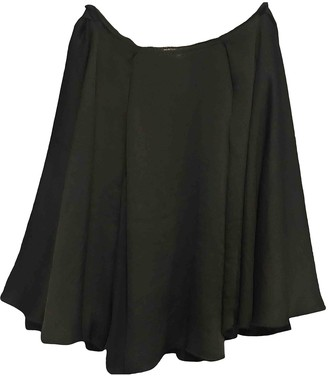 Nina Ricci Black Skirt for Women