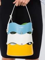 Sara Battaglia Clarissa bucket bag