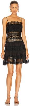 Charo Ruiz Ibiza Joya Dress in Black | FWRD