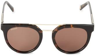 Balmain 51MM Butterfly Sunglasses