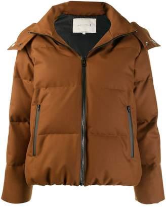 MACKINTOSH CULRAIN Brown Wool & Mohair Down Jacket | LDH-1001