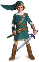 Kids Legend of Zelda Link Prestige Costume