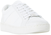 Dune Egypt Lace Up Trainers, White