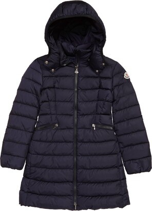 Moncler Charpal Water Resistant Down Hooded Puffer Coat