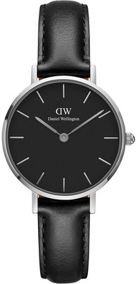 Daniel Wellington Petite Sheffield 28mm Silver Watch