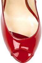 Jimmy Choo Quiet patent-leather pumps