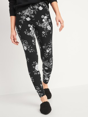Old Navy High-Waisted Printed Leggings for Women