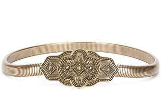 Etro Engraved Buckle Belt