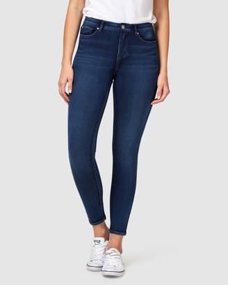 Jeanswest Freeform 360 Skinny 7/8 Jeans