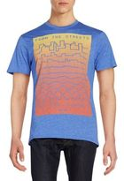 Bench Distance Graphic Tee