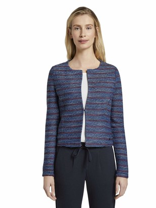 Tom Tailor Women's Boucle Blazer