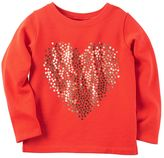 Carter's Girls 4-8 Sequin Tee