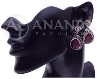 Ananda 925 Silver Earrings