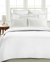 Charter Club CLOSEOUT! Damask Quilted Full/Queen 3-Pc. Coverlet Set