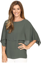 Karen Kane Double Layer Top