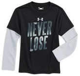 Under Armour Toddler Boy's Never Lose Graphic T-Shirt