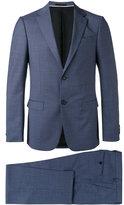 Z Zegna formal suit - men - Acetate/Viscose/Wool - 46