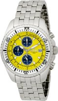 Sartego Men's SPC37 Ocean Master Quartz Chronograph Watch