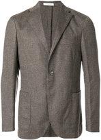 Boglioli single breasted jacket - men - Acetate/Cupro/Virgin Wool - 46