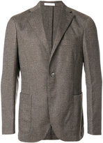 Boglioli single breasted jacket - men - Acetate/Cupro/Virgin Wool - 48