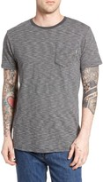 Vans Men's Nielson Stripe Pocket T-Shirt