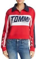 Tommy Jeans Racing Logo Sweatshirt