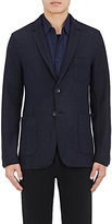 Rag & Bone Men's Woodall Wool-Blend Blazer-NAVY