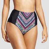 Mossimo Women's High Waist Bikini Bottom