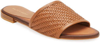 Salt+Umber Footwear Ibiza Woven One Band Sandals