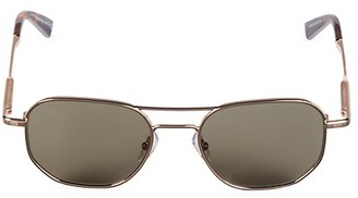 Ermenegildo Zegna 52MM Aviator Sunglasses