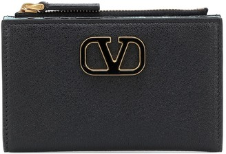 Valentino VSLING leather wallet