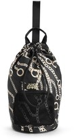 Juicy Couture Jc Sport Nylon Chain Kit Bag
