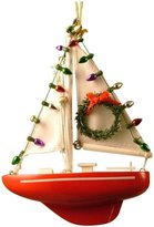 Cape Shore Nautical Sailboat Sailing Sail Christmas Ornament