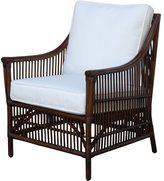 Panama Jack Panana Jack Bora Bora Lounge Chair and Cushion