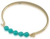 Lauren Ralph Lauren Turquoise & Caicos Cuff Bracelet