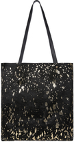Accessorize Foiled Leather Printed Tote Bag